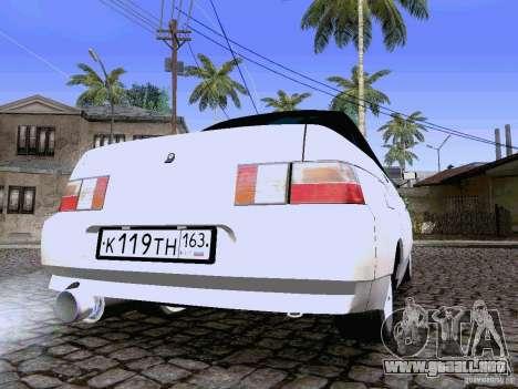 LADA 21103 Maxi para la visión correcta GTA San Andreas