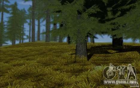 Behind Space Of Realities 2013 para GTA San Andreas quinta pantalla