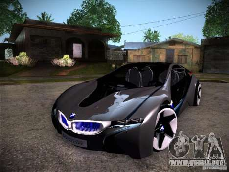 BMW Vision Efficient Dynamics I8 para GTA San Andreas