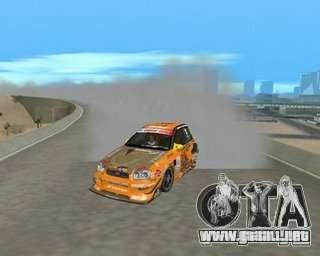 Manejo Mod para SA: MP para GTA San Andreas tercera pantalla