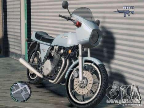 Kawasaki Z1-R para GTA 4