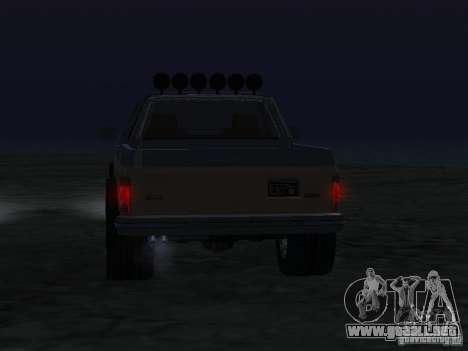 Ranchero de GTA 4 para la visión correcta GTA San Andreas