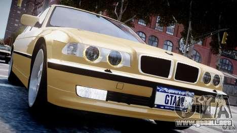 BMW 750i v1.5 para GTA motor 4