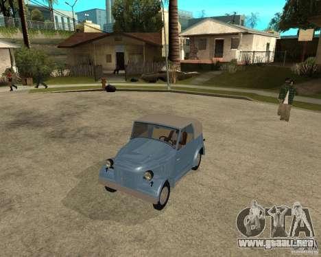 SMZ s-3A para GTA San Andreas