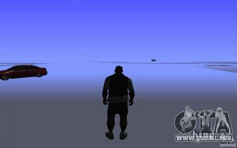 StreamMemFix2.2 para GTA San Andreas tercera pantalla