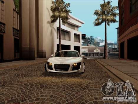 ENBSeries para GTA San Andreas novena de pantalla