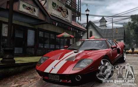Ford GT 2005 para GTA 4