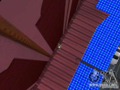 cuerda para GTA San Andreas sexta pantalla