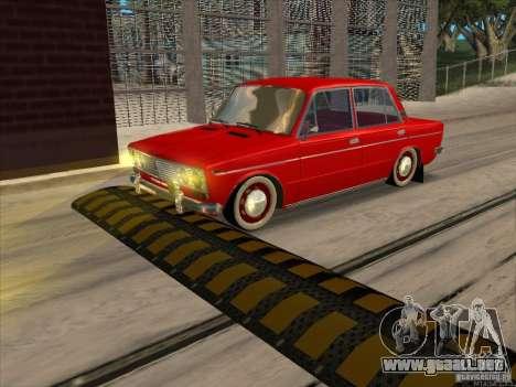 Estilo Resto VAZ 2103 para GTA San Andreas