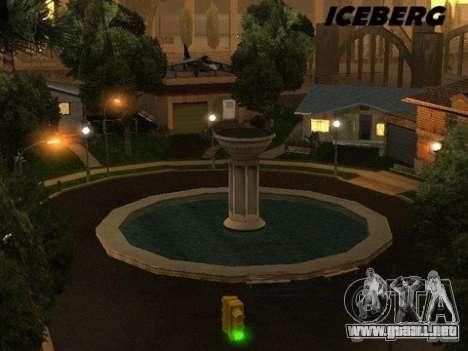 Nev Groove Street 1.0 para GTA San Andreas