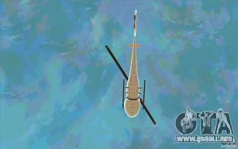 Dragonfly - Land Version para vista lateral GTA San Andreas