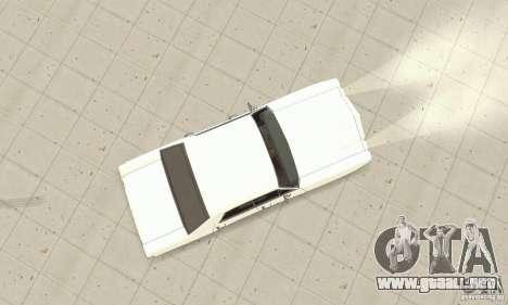 Pontiac LeMans 1971 para la visión correcta GTA San Andreas