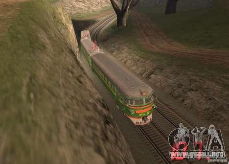 Velocímetro digital para GTA San Andreas tercera pantalla