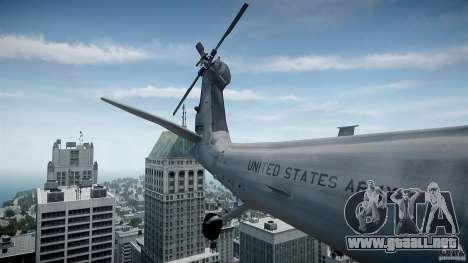 HH-60G Pavehawk para GTA 4 visión correcta