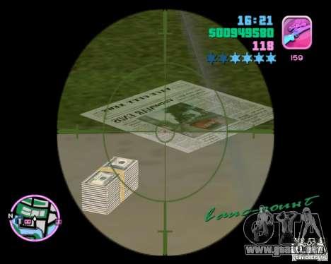 Nuevas texturas para GTA Vice City segunda pantalla