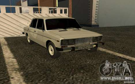 2106 VAZ v. 2 para GTA San Andreas