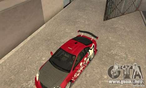 Acura RSX New para GTA San Andreas