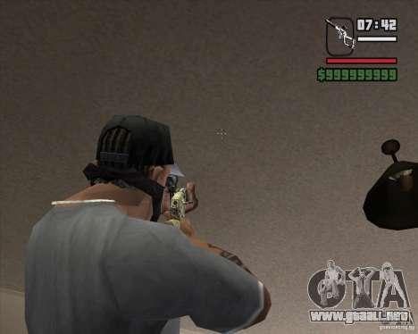 VSK74 para GTA San Andreas tercera pantalla