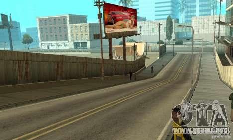 Energy Wallpaper para GTA San Andreas tercera pantalla