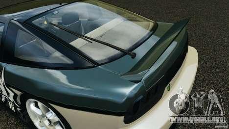 Nissan 240SX Time Attack para GTA 4 interior