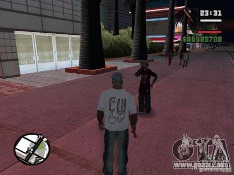 3 Scripts para GTA San Andreas