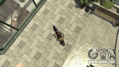 The Lost and Damned Bikes Diabolus para GTA 4 visión correcta