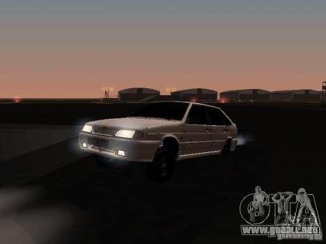 ВАЗ 2114 Bully para GTA San Andreas