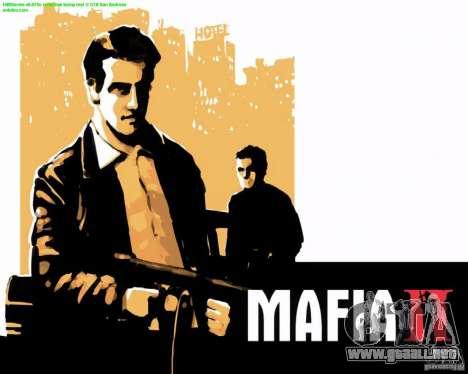 Pantallas de carga de Mafia 2 para GTA San Andreas séptima pantalla