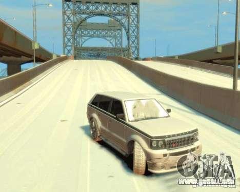 Lluvia helada para GTA 4
