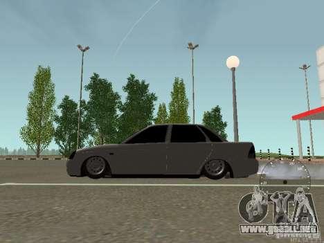 VAZ-2170 para GTA San Andreas left