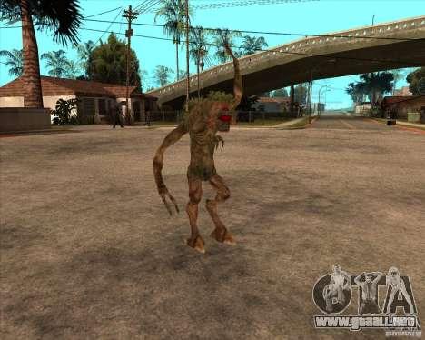 Ciudadela (Anticiudadano uno) para GTA San Andreas segunda pantalla