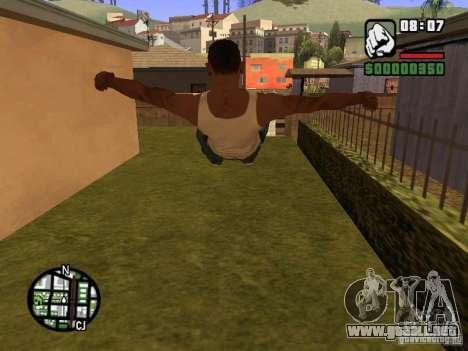 ACRO Style mod by ACID para GTA San Andreas séptima pantalla