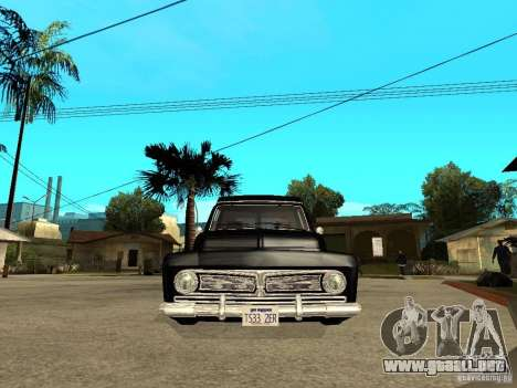 GTA IV TLAD para la visión correcta GTA San Andreas