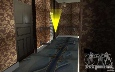 Es ruso Hata CJ para GTA San Andreas tercera pantalla