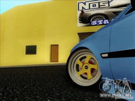 Volvo S60 para vista lateral GTA San Andreas
