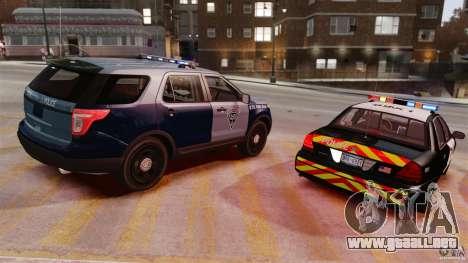 Emergency Lighting System v7 para GTA 4 segundos de pantalla