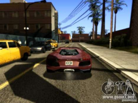 ENBSeries v1.3 para GTA San Andreas tercera pantalla