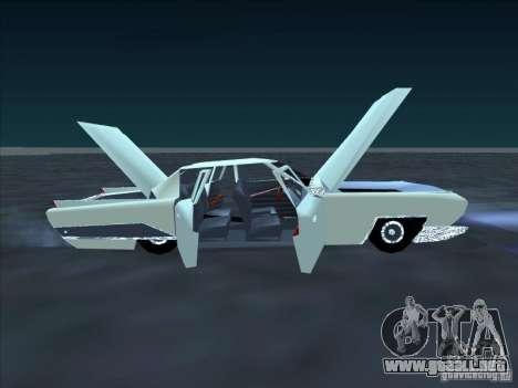 Cadillac Stella para GTA San Andreas left