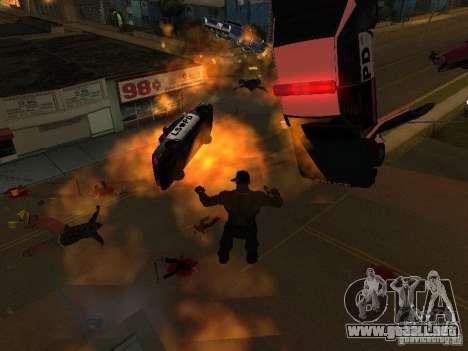 Hydra en 4 estrellas para GTA San Andreas segunda pantalla