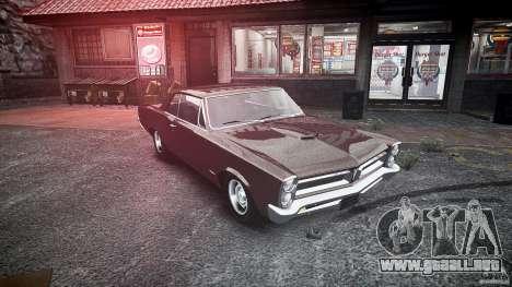 Pontiac GTO 1965 para GTA 4
