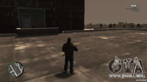 Equip Gun .Net para GTA 4 tercera pantalla