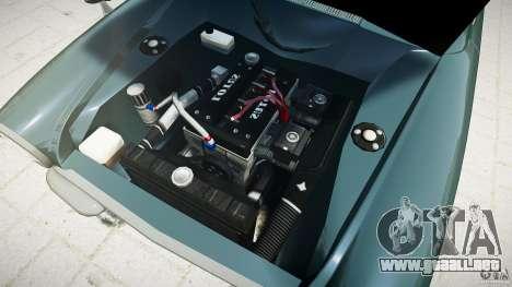 Lotus Cortina S 1963 para GTA 4 vista hacia atrás