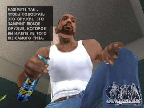 Raid para GTA San Andreas tercera pantalla