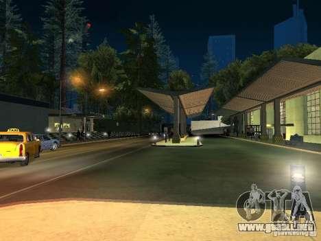 New Doherty para GTA San Andreas segunda pantalla