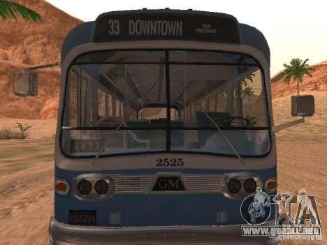 GM TDH-5303 para GTA San Andreas left