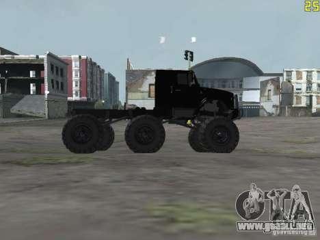 ZIL 497200 para GTA San Andreas left