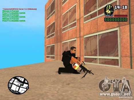 Gun Pack by MrWexler666 para GTA San Andreas undécima de pantalla