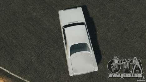 Dodge Dart 1969 [Final] para GTA 4 visión correcta
