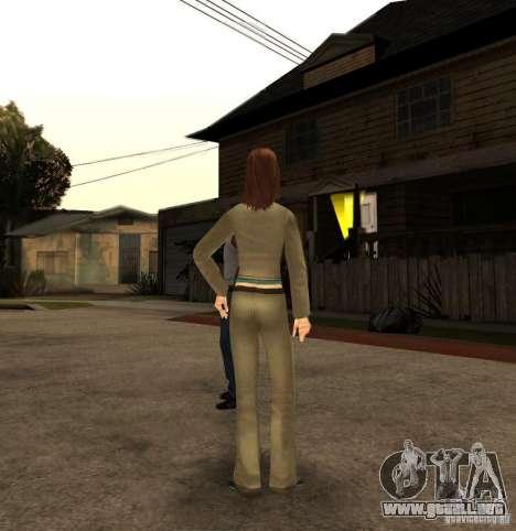 Nuevo hfyst para GTA San Andreas segunda pantalla