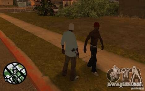 Piel sbmycr para GTA San Andreas tercera pantalla